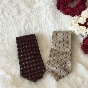 Robert Talbots ties
